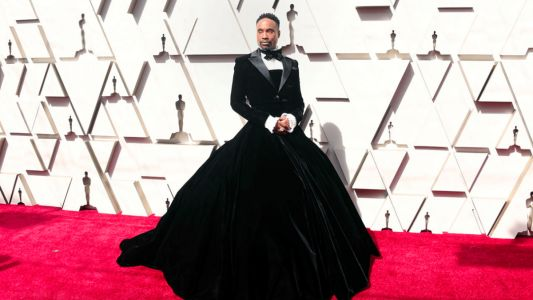 What it takes to make an outfit for the Oscars
