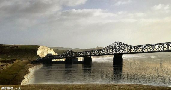 The longest bridges in the world as Boris Johnson suggests a bridge across English Channel
