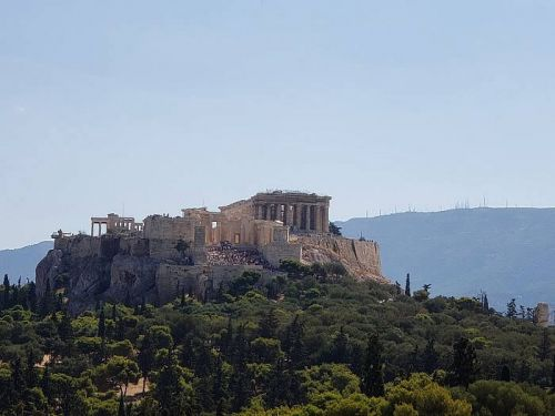 The Pynx in Athens: The Birthplace of Democracy