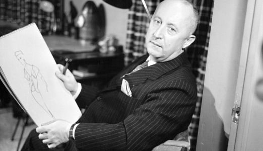 Watch: Christian Dior shares his secrets in a rare documentary