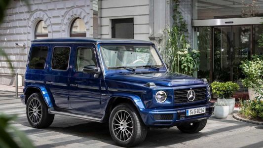 Mercedes-Benz celebrates 40 iconic years of the G-Class with special editions