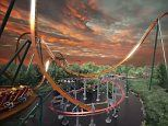 Canadian theme park reveals world's tallest, fastest roller coaster