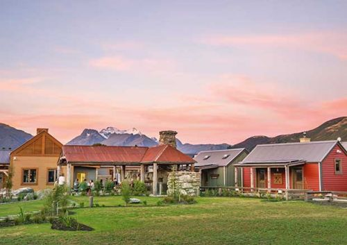 Owners transform Camp Glenorchy into sustainable Zero Energy site - and gift it back to the community