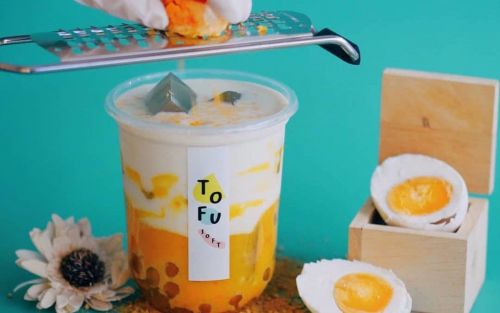 Salted egg creations in Bangkok you need to try right now