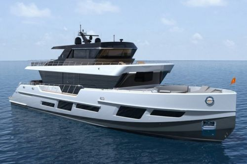 CL Yachts pushes envelope with CLX96