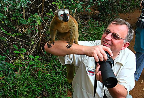 A truly great man: In loving memory of conservationist David Back