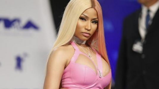 Nicki Minaj says she is dating Eminem