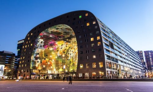 5 reasons to visit Rotterdam