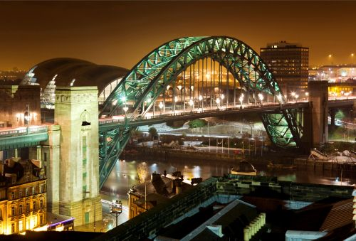The greatest place to visit in 2018? Newcastle, apparently