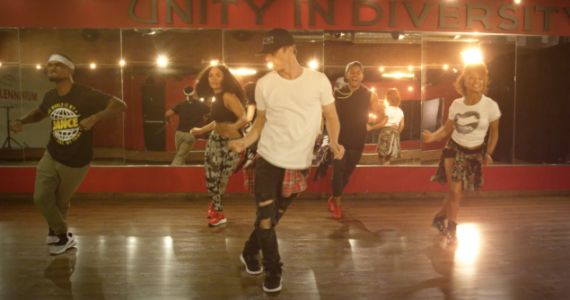 Watch This Funk Dance Routine By Millennium Dance and Zumba