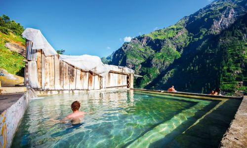 Scenic soaks: Top 5 wild hot springs