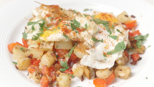 Make Your Own Diner-Style Crispy Home Fries at Home