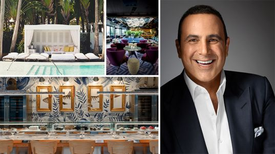 How Sam Nazarian Is Building SBE's Luxury Lifestyle Empire