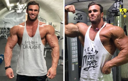 Meet the Man Playing a Young Arnold Schwarzenegger in Bodybuilding Film 'Bigger'
