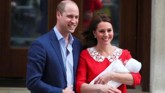William-Kate's third child Prince Louis to be christened on July 9