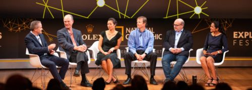 Connective Tissue: Explorers Symposium and National Geographic Awards