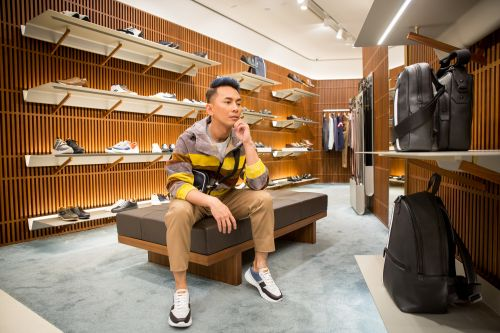 Suria KLCC Men's Fashion Gallery offers a unique shopping experience for stylish urban men