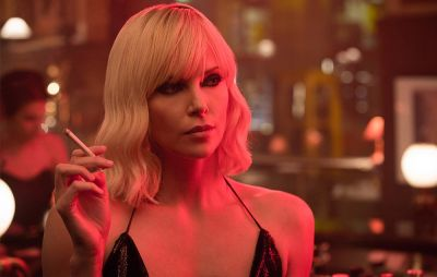 'Atomic Blonde' Director Reveals That Charlize Theron Is a Total Badass