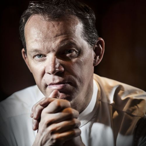 27 Questions: Richard Ekkebus, Culinary Director of The Landmark Mandarin Oriental