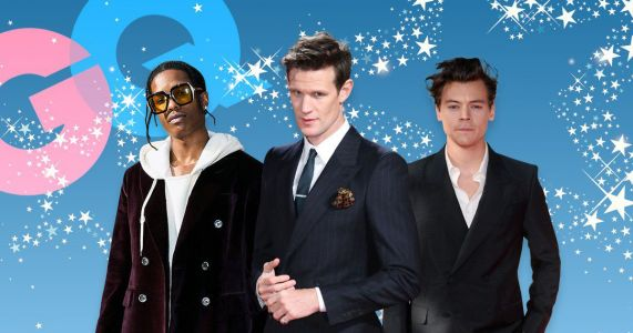 Matt Smith has been crowned by GQ as the best dressed man of 2018