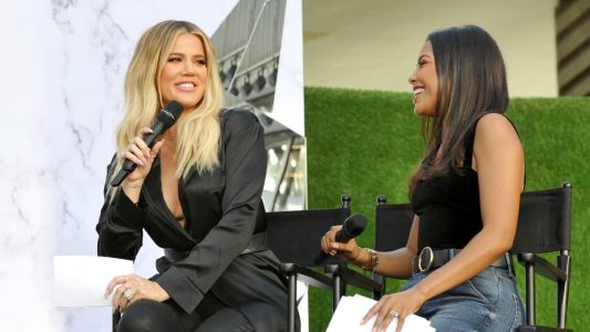 How Emma Grede Spearheaded the Most Successful Denim Launch Ever With Khloe Kardashian