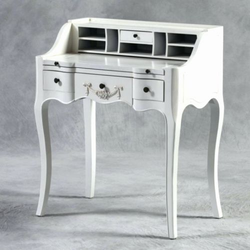 30 Inspirational Small White Writing Desk Pictures