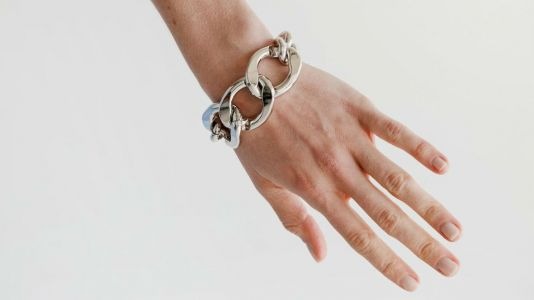 26 Chain Bracelets That Add a Delicate Toughness to Any Outfit