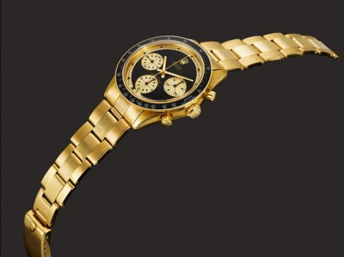 "Rare Rolex Daytona ref. 6264 ""John Player Special"" sold for record $1.5 million"