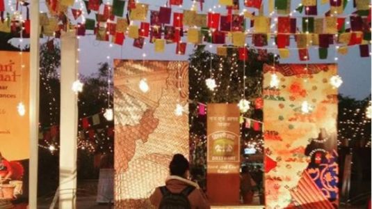Head to Dilli Haat to attend Delhi Literature Festival 2018