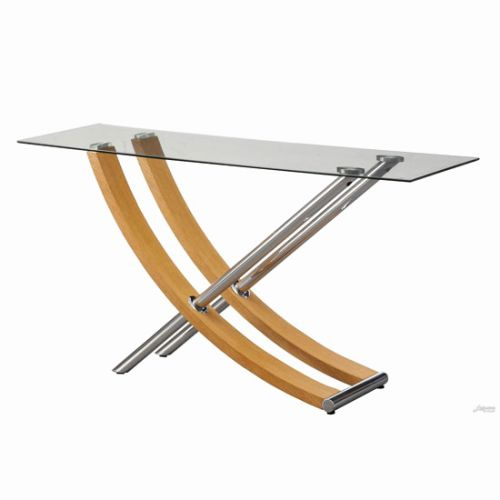 50 Luxury Glass Chrome Console Table Graphics