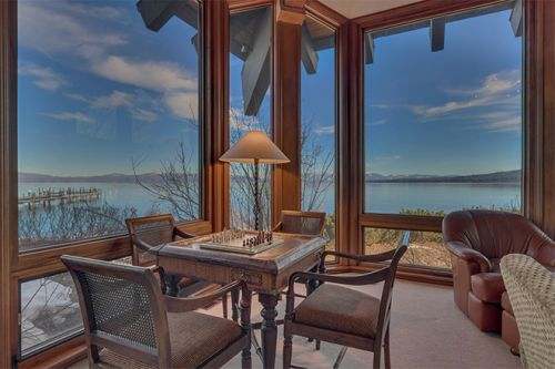 The Godfather Part II, Fleur du Lac Estate at Lake Tahoe Goes Up For Sale
