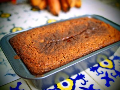 Recipe of the Month: Gluten Free Banana Bread with Chocolate from Oaxaca
