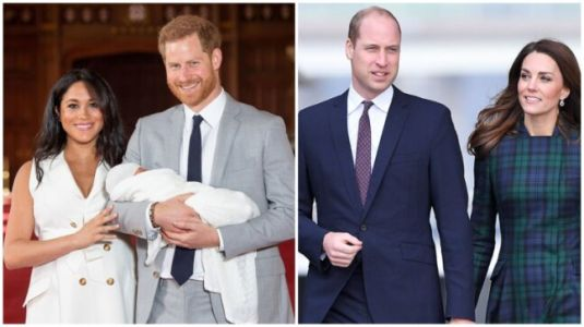 Meghan Markle and Prince Harry's son Archie helps end feud with Kate-William. Reunites fab four