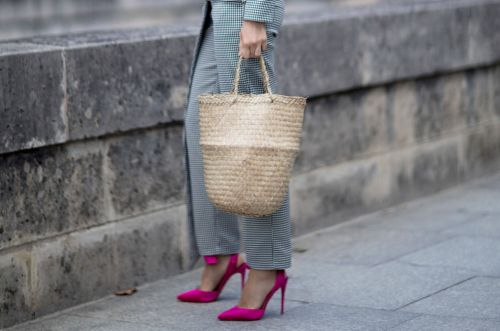 21 Straw Bags That Are Chicer Options Than Reusing Your Easter Basket