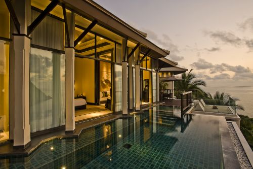These incredible private villas on Koh Samui are redefining modern luxury