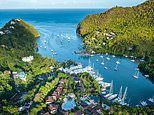 The St Tropez of the Caribbean: A review of St Lucia's Marigot Bay Resort