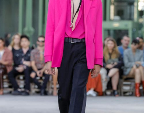 Paris Menswear SS20 updates: AMI dives into the minimalist androgynous world