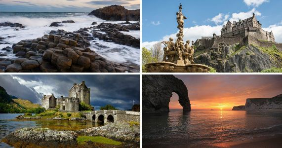 These are the most beautiful UK locations your Instagram friends are going to