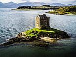 The most mysterious and beautiful Celtic castles in the British Isles