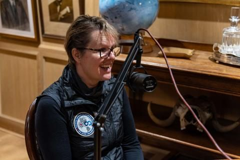 Explore: A Canadian Geographic podcast - Episode 2: Jill Heinerth