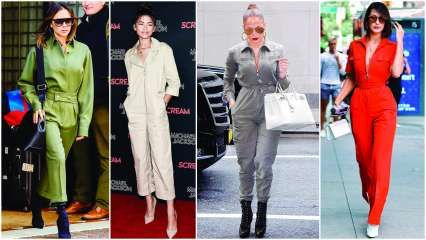Turn up the heat with boiler suits, here's how!
