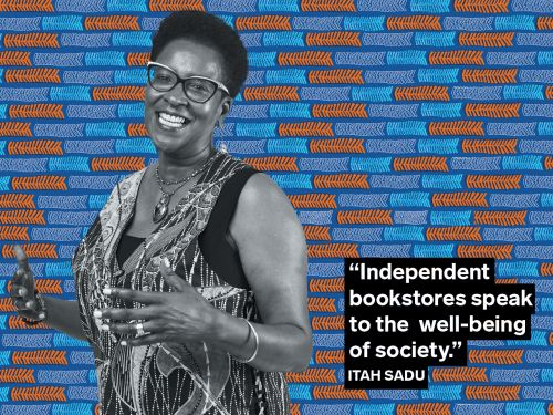 Itah Sadu Is Creating Space For Community
