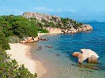 Disocvering the height of serenity in Sardinia's Costa Smeralda