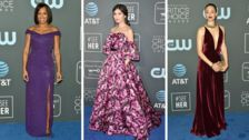 The Most Stunning Looks From The Critics' Choice Awards