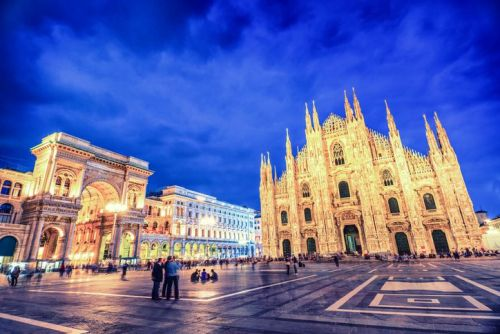 How to spend a romantic weekend in Milan