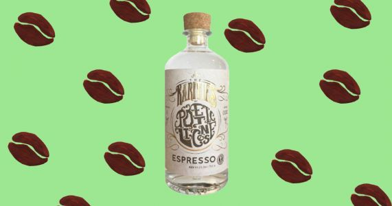 Get your cocktail glasses out: Espresso flavoured gin is a thing