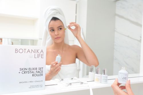 CBD Is The Secret To Self Care: Botanika Life is TLC in a Bottle