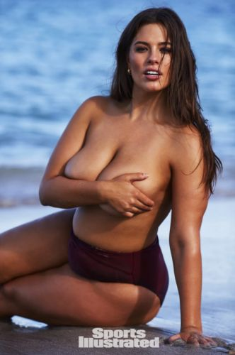 Ashley Graham and Danielle Herrington Reign Supreme in SI Swimsuit Issue