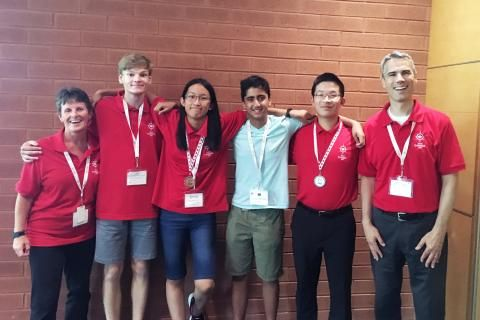 Young Canadian geographers win five medals at International Geography Olympiad