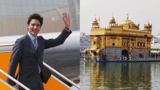 Canadian PM Justin Trudeau will visit these iconic sites in India